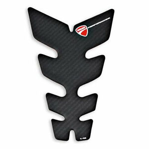 NEW!!!! Ducati Superbike Carbon Tank Protector