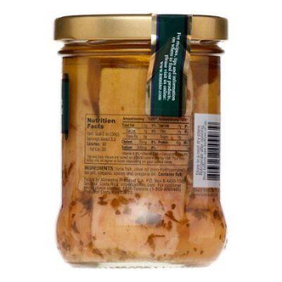 Tonnino Jarred Tuna Fillets with Oregano, in Olive Oil, 6.7 Oz (4 (Tonnino Tuna Fillets)