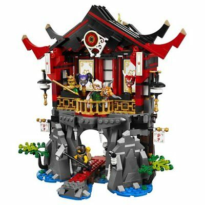Lego Ninjago Temple Of Resurrection 70643 W