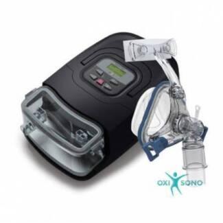 New BMC CPAP Machine + Humidifier+ Bag+ Tube+ Filters+ Software Mackay 4740 Mackay City Preview