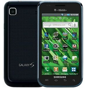 TELUS SAMSUNG GALAXY S SGH-T959D ANDROID WIFI TOUCH CELL PHONE HSPA 3G GSM TOUCHSCREEN CAMERA 5MP VIDEO 16GB MEMORY