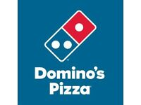 Domino's Delivery Drivers Wanted
