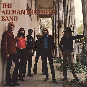 THE ALLMAN BROTHERS BAND S/T Self-Titled CD BRAND NEW