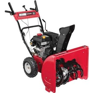 Snowblower blow out sale!  Selling below cost! 2 left!