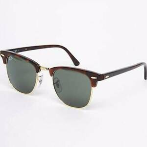 ray ban outlet brisbane  new ray ban clubmaster classic tortoise worth $200