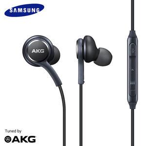 Écouteurs Officiels Samsung par AKG Neuf télécommande intégrée