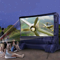 RENT ME!!! 12' Foot Inflatable Outdoor Movie Screen Experience