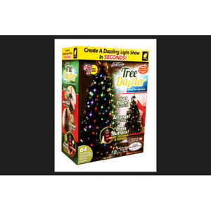 Tree Dazzler Christmas Tree Lights from Shark Tank, New