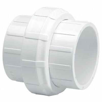 Lasco 457007 34 Socket Pvc Union Sched 40