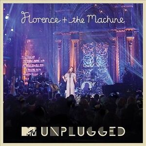 MTV Unplugged [CD/DVD] [Deluxe Edition] by Florence + the Machine (CD, 2012, 2 …