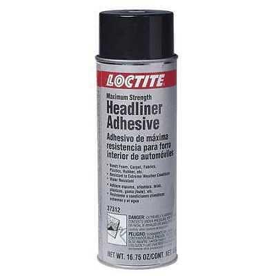 Loctite 476035 Spray Adhesive16.75 Oz. Maximum Strength Headliner Adhesive