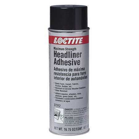 LOCTITE 476035 Spray Adhesive,16.75 oz. Maximum Strength Headliner Adhesive
