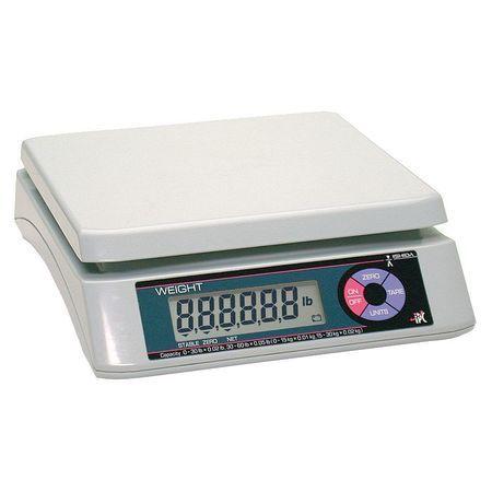 ISHIDA IPC Digital Compact Bench Scale 60 lb. Capacity