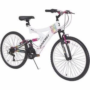 "New, 24"" Dynacraft Rip Curl Girls' Mountain Bike (Open box)"