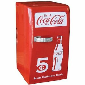 Coca-Cola Retro Mini Fridge