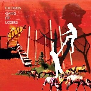 The Dears - Gang of Losers    *** BRAND NEW 2CD SET ***