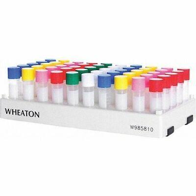 Wheaton W985810 Cryogenic Vial Rackpolypropylenepk5