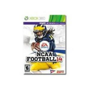 NCAA 14 XBOX 360 RARE and COMPLETE