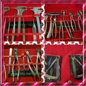 KLS Martin Dentistry Dental Instruments 60pieces $2999
