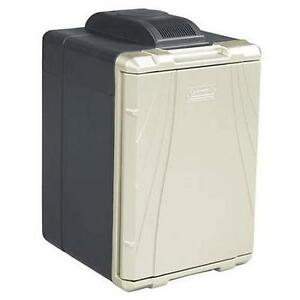 New PORTABLE 12 VOLT THERMOELECTRIC POWERCHILL COOLERS - 40 QUART CAPACITY - NO MESSY ICE NEEDED !!
