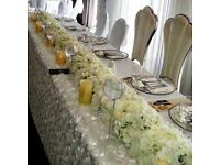 Weddings and Events decorator/ Rentals