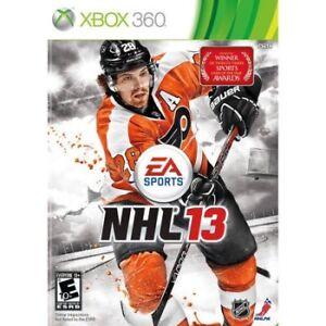 NHL 2013, Xbox 360