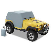 JEEP BESTOP TRAIL COVER