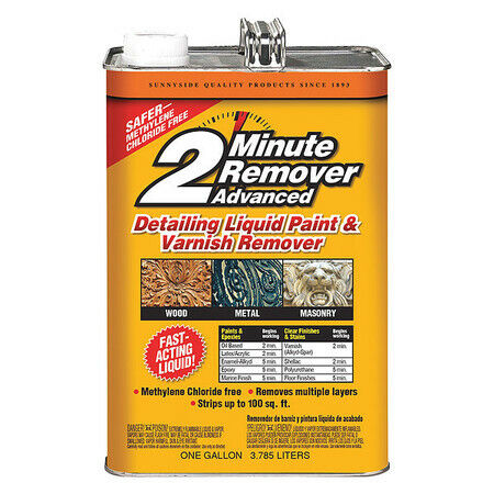 Sunnyside 635G1 Paint Remover,1 Gal.,Solvent Base