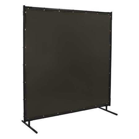 Steiner 532-6X6 Protect-O-Screens (R) 6 Ft Wx6 Ft, Charcoal Gray