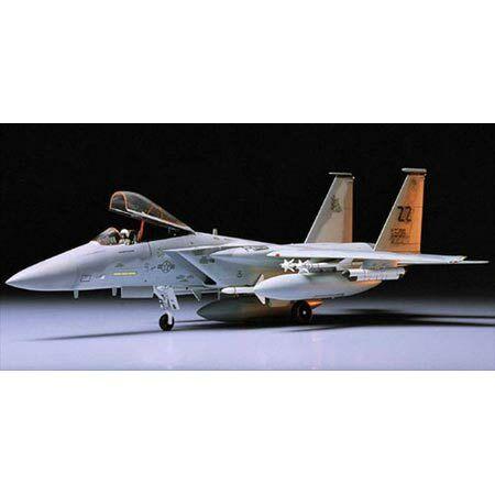Tamiya America Inc 1/48 McDonnell Douglas F15C Eagle