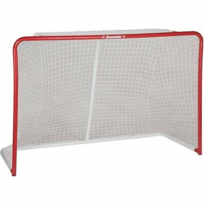 Steel Hockey Goal - Franklin Sports NHL Official Size Steel Hockey Goal W