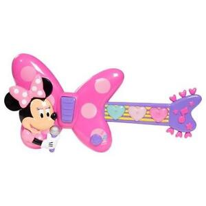 Guitare Minnie Mouse
