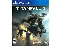 Titanfall 2 ps4 brand new