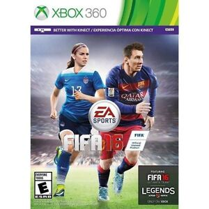 Looking for FIFA 16 for XBOX 360