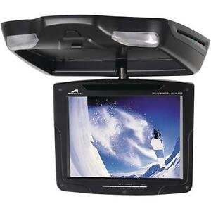 "Power Acoustik 10.4"" TFT-LCD Monitor With DVD Player PMD-103CM"