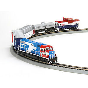 Iron Horse Train Set