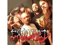 Exhumed (USA) @ The Underworld Camden