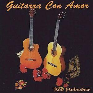 NEW Guitarra Con Amor (Audio CD)