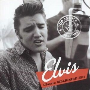 Classic-Billboard-Hits-1956-1958-Presley-Elvis-CD-NEW-ITEM