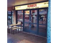 Hubbox Exeter - Front of House staff wanted - Full and Part Time
