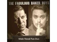THE FABULOUS BAKER BOYS AT GROSVENOR CASINO SHEFFIELD