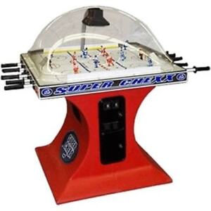 ...Super Chexx Hockey  Arcade Game...