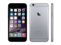 Apple iPhone 6 16GB black unlocked refurbished