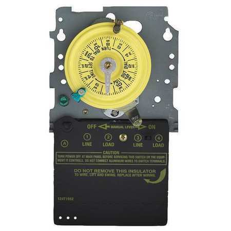 Intermatic T101m Dial Timer Mechanism