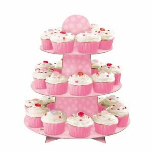 Cupcake Stand-Birthday-Shower-Party- Decorate It-NEW