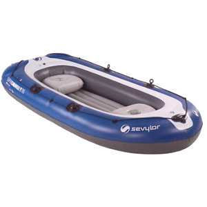 Sevylor 6-person Super Caravelle Inflatable Boat
