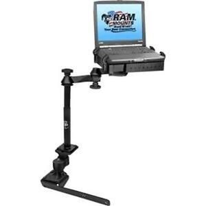 Laptop mount for 2007 and newer Chevrolet & GMC Trucks