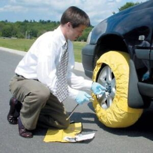 Flat Tire ??? no need for a spare tire anymore