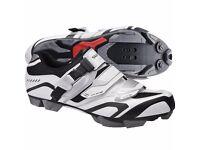 shimano XC50 mens UK 10 / 10.5 bike shoes *new*