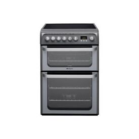 Hotpoint Cooker.Fride,freezer,extractor Fan .8month old like New